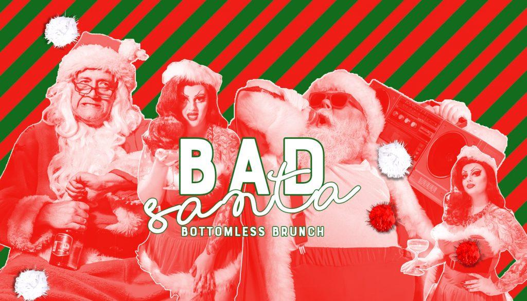 Bad Santa's Bottomless Brunch